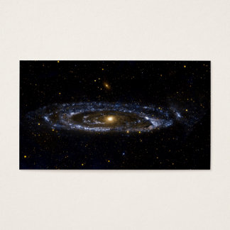 ANDROMEDA GALAXY (outer space) standard ~ Business Card