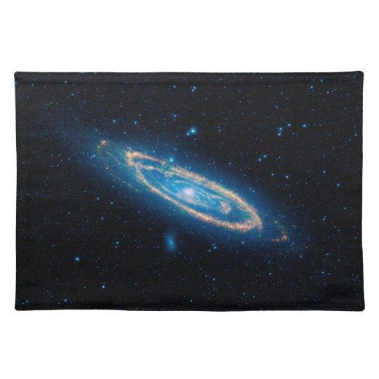 Andromeda Galaxy Placemat