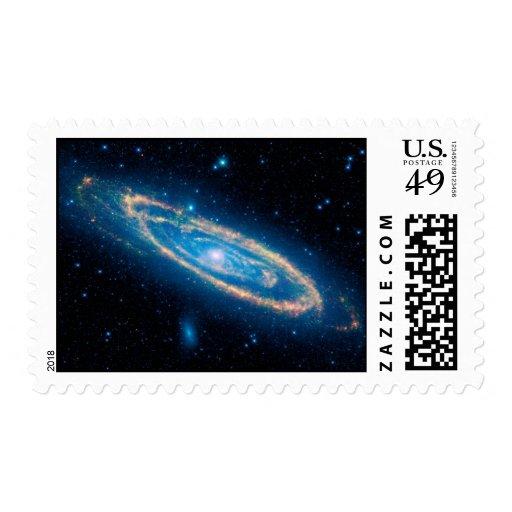 Andromeda Galaxy Postage