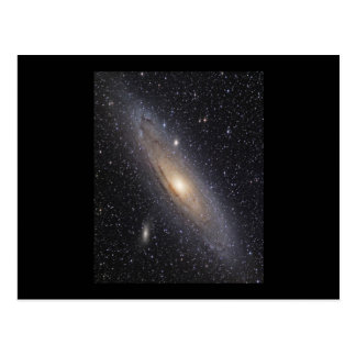 Andromeda Galaxy Postcard