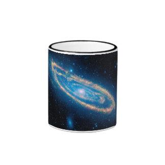 Andromeda Galaxy Ringer Mug