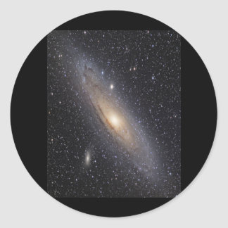 Andromeda Galaxy Sticker