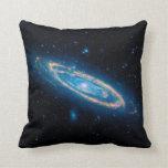 Andromeda Galaxy Throw Pillows
