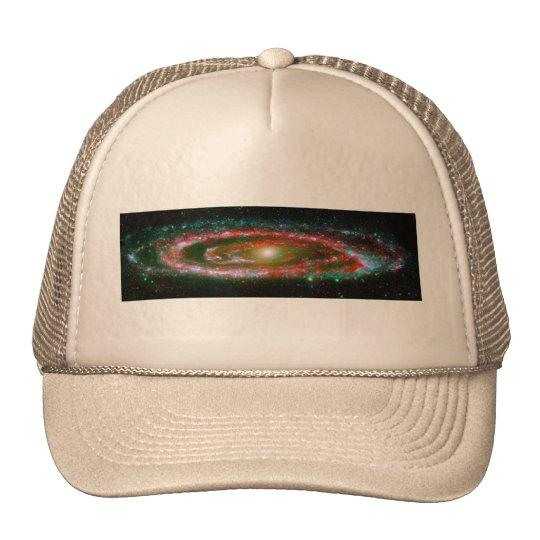 Andromeda Galaxy Trucker Hat