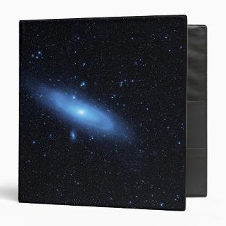 Andromeda galaxy's older stellar population 3 ring binder
