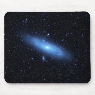 Andromeda galaxy's older stellar population mouse pad