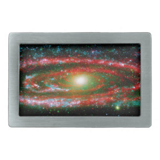 Andromeda Gallaxy Belt Buckle