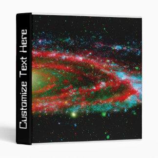 Andromeda Gallaxy Binder
