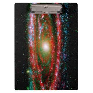 Andromeda Gallaxy Clipboard