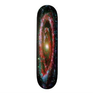 Andromeda Gallaxy Skateboard Deck