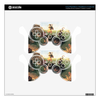 Andromeda saved by Perseus PS3 Controller Decals