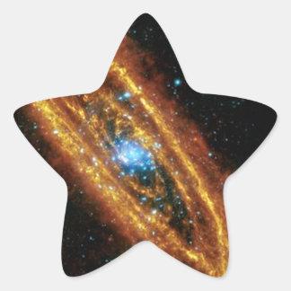 andromeda star sticker