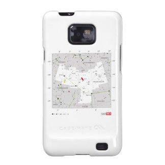 Andromeda Star System Constellation Chart Galaxy SII Cover