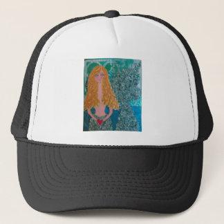 Andromeda the Mermaid (2).jpg Trucker Hat