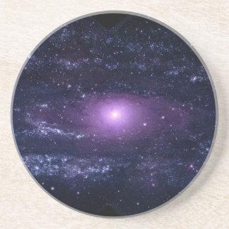 Andromeda Ultraviolet Drink Coaster