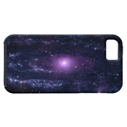 Andromeda Ultraviolet iPhone SE/5/5s Case