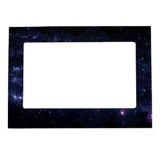 Andromeda Ultraviolet Magnetic Picture Frame