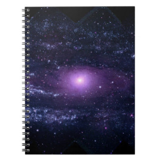 Andromeda Ultraviolet Notebook