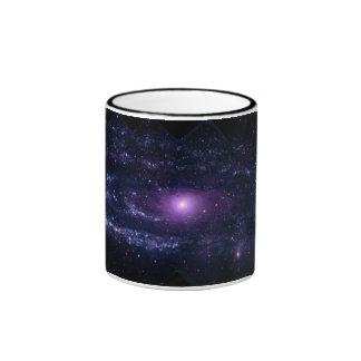 Andromeda Ultraviolet Ringer Mug