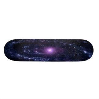 Andromeda Ultraviolet Skateboard Deck