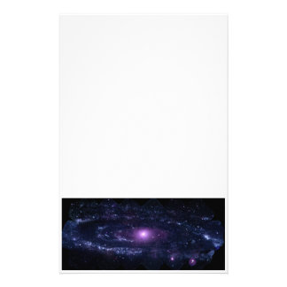 Andromeda Ultraviolet Stationery
