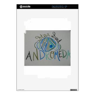 Andromedan Starseed Light Language Symbol iPad 2 Skins