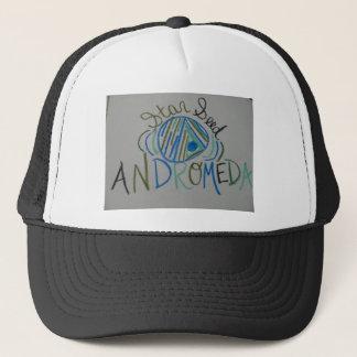 Andromedan Starseed Light Language Symbol Trucker Hat