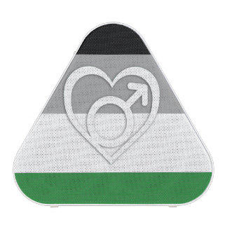 ANDROPHILIA PRIDE AND SYMBOL -.png Bluetooth Speaker