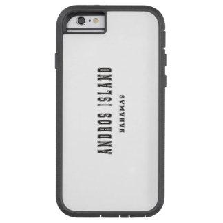 Andros Island Bahamas Tough Xtreme iPhone 6 Case