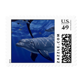 Andros, Tongue of the Ocean Postage Stamp