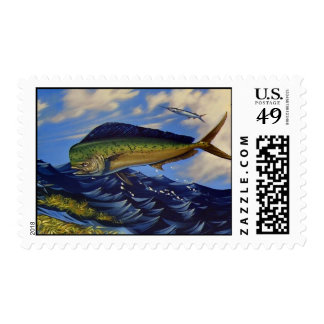 Andros, Tongue of the Ocean Stamp