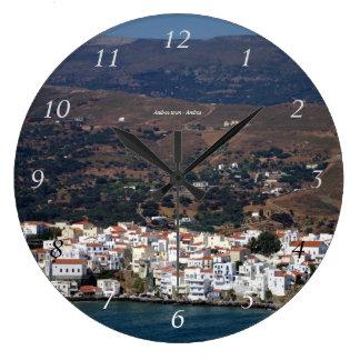 Andros town - Andros Wall Clocks