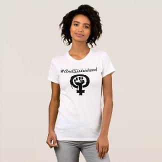 #AndSisterhood women's shirt for women