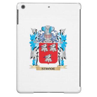 Anduvo a trancos el escudo de armas - escudo de la funda para iPad air