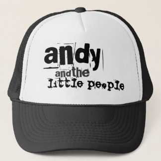 andy and the little people trucker hat