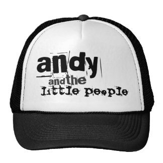 andy and the little people trucker hats