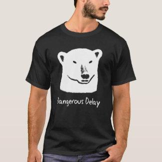 Andy Dangerous Delay Black T-Shirt
