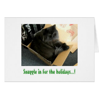 Andy & Dougy Wish You a Blessed Christmas! Card