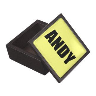 Andy Gift Box