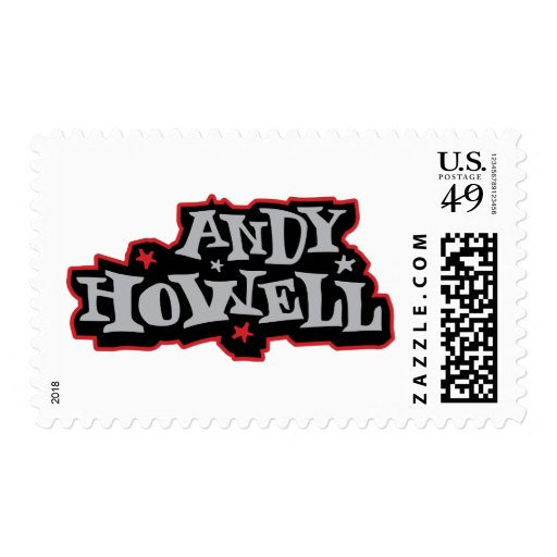 Andy Howell - gris Sello