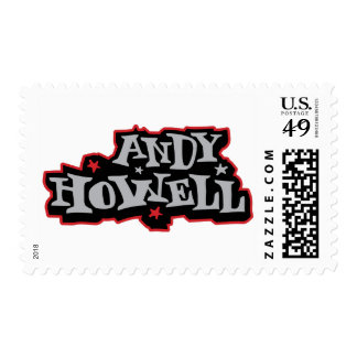 Andy Howell - gris Sellos