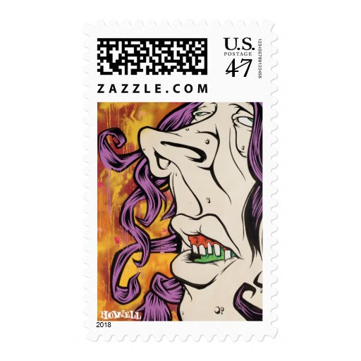 Andy Howell Postage