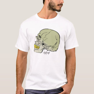 Andy Howell Skull Signature T-Shirt