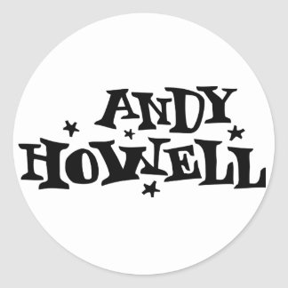 Andy Howell Stickers