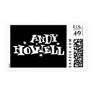 Andy Howell - White Postage Stamps