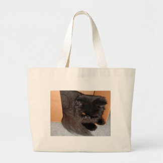 Andy in the box large tote bag