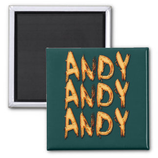 Andy Name-Branded Gift Magnet