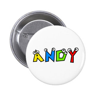 Andy Pinback Button