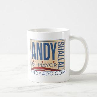 Andy Shallal for Mayor Mug