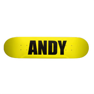 Andy Skateboard